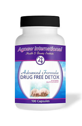 Advanced Formula Drug Free Detox