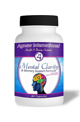 Mental Clarity & Memory Support
