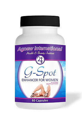 G-Spot Enhancer for Women- 60 Capsules