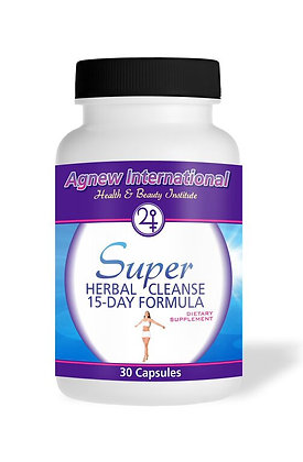 Super Herbal Cleanse 15-Day