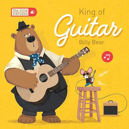 The Little Virtuoso - King of Guitar Billy Bear