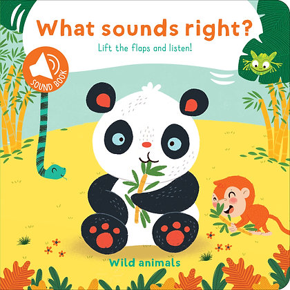 What Sounds Right? - Wild Animals
