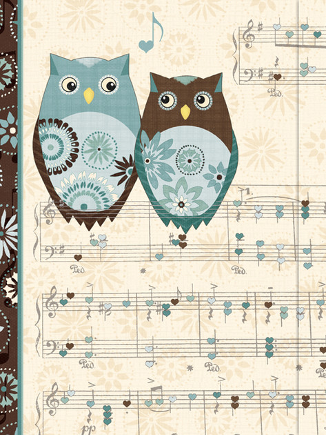 Journal - Owl's Melody
