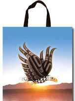 Shopping Bag - Flight