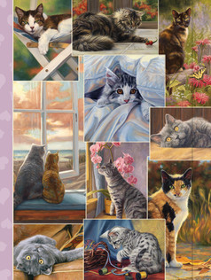 Small Journal - Feline Finesse