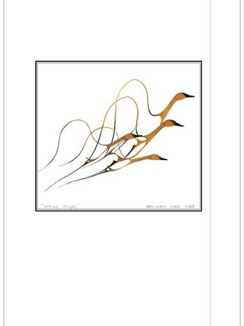 Small Journal - Spring Flight - 03-03-83