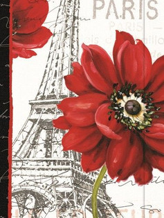 Small Journal - Red Paris