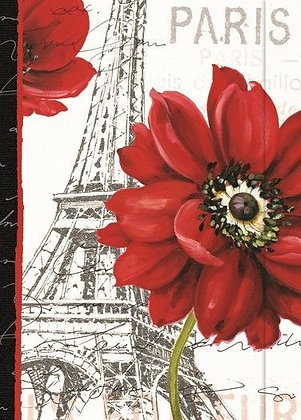 Small Journal - Rouge Paris