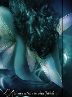 Small Journal - Blue Fairy