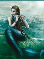 Rec. Memo Block - Mermaid Song