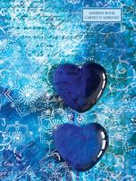 Address Book - Blue Hearts