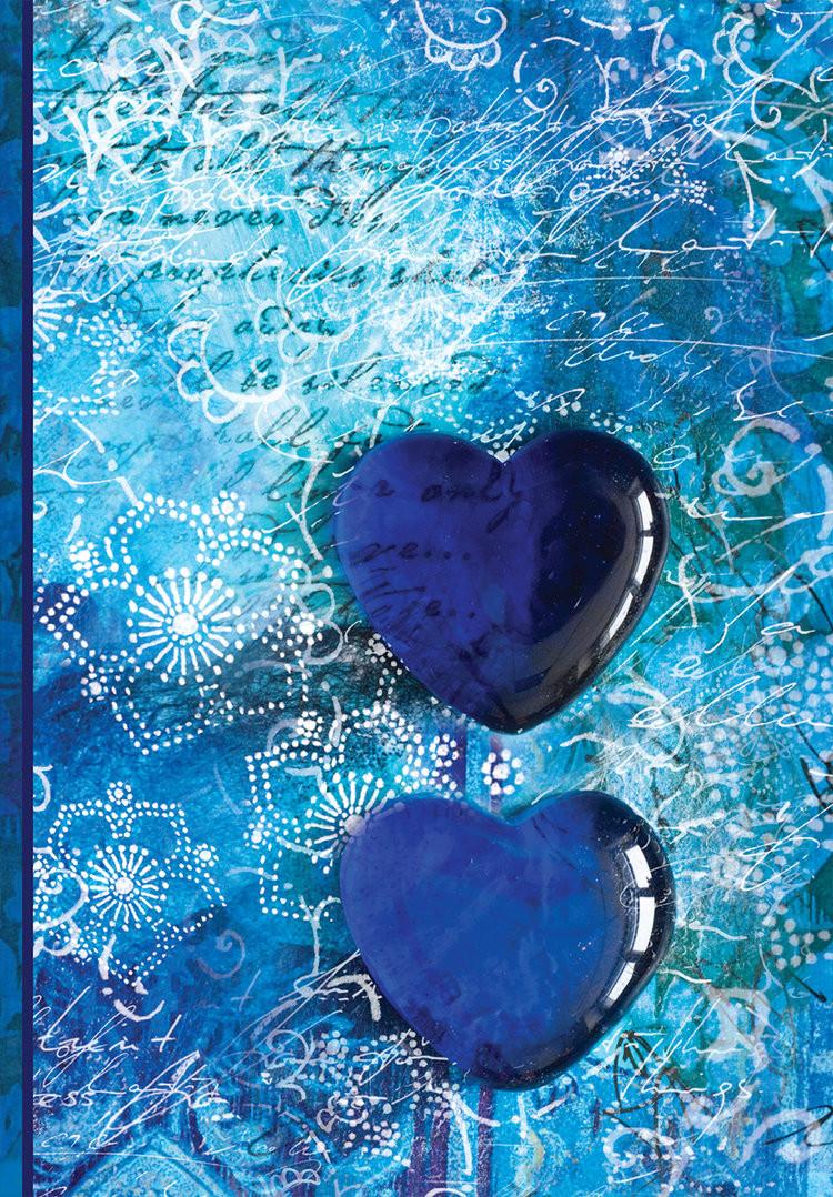 Small Journal - Blue Hearths - 03-03-71-
