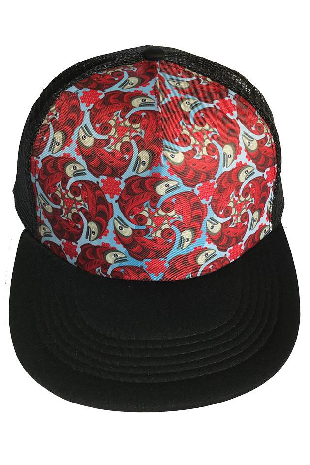 Flat Visor Cap (Black) - The Return