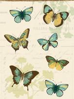 Rec. Memo Block - Butterfly Patchwork