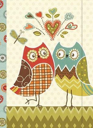 Small Journal - Owl Wonderful