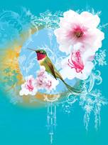 Soft Cover Journal - Hummingbird