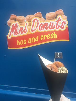 Hot Rev Donuts for catering; Seattle, King County; WA State