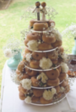 Cinnamon Sugar wedding cake is available for catering in Seattle, King County and WA State