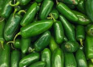 3/$1 JALEPENO PEPPERS