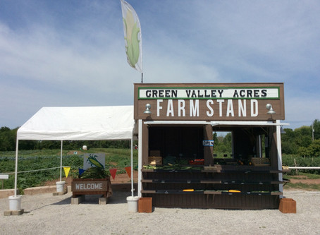 NOW OPEN! FARM STAND