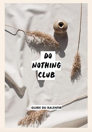 do_nothing_club-guide_du_ralentir-_livre