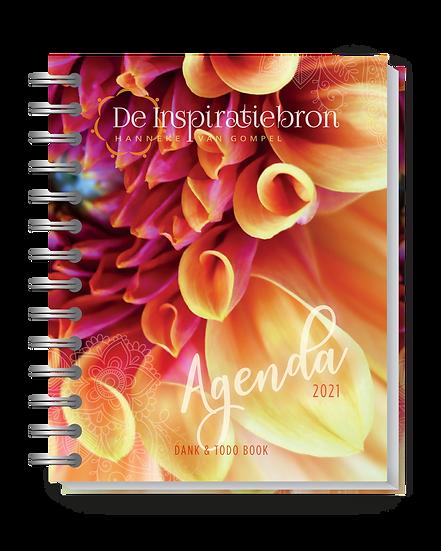 Agenda&ToDo book 2021