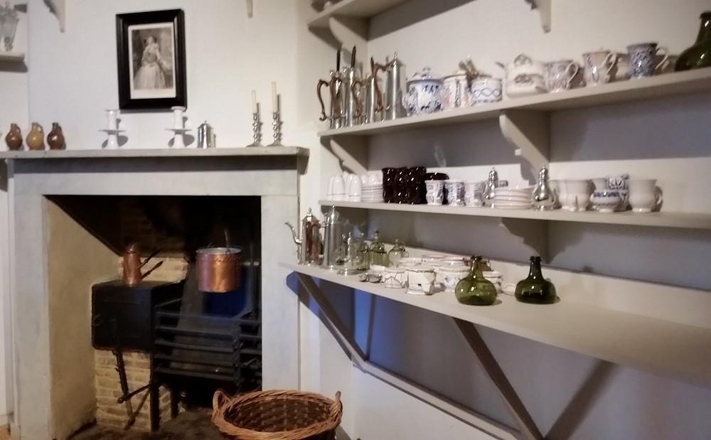 Hampton Court Palace - The Chocolate Room
