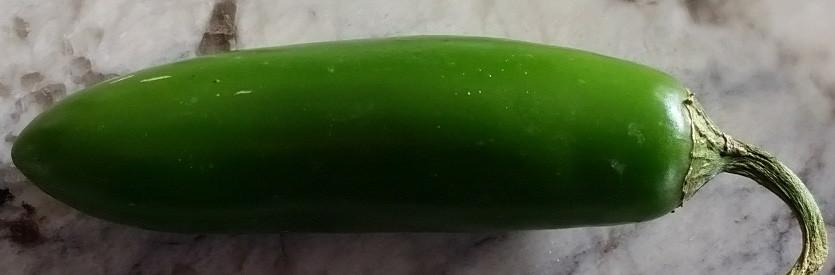 Serrano Chile