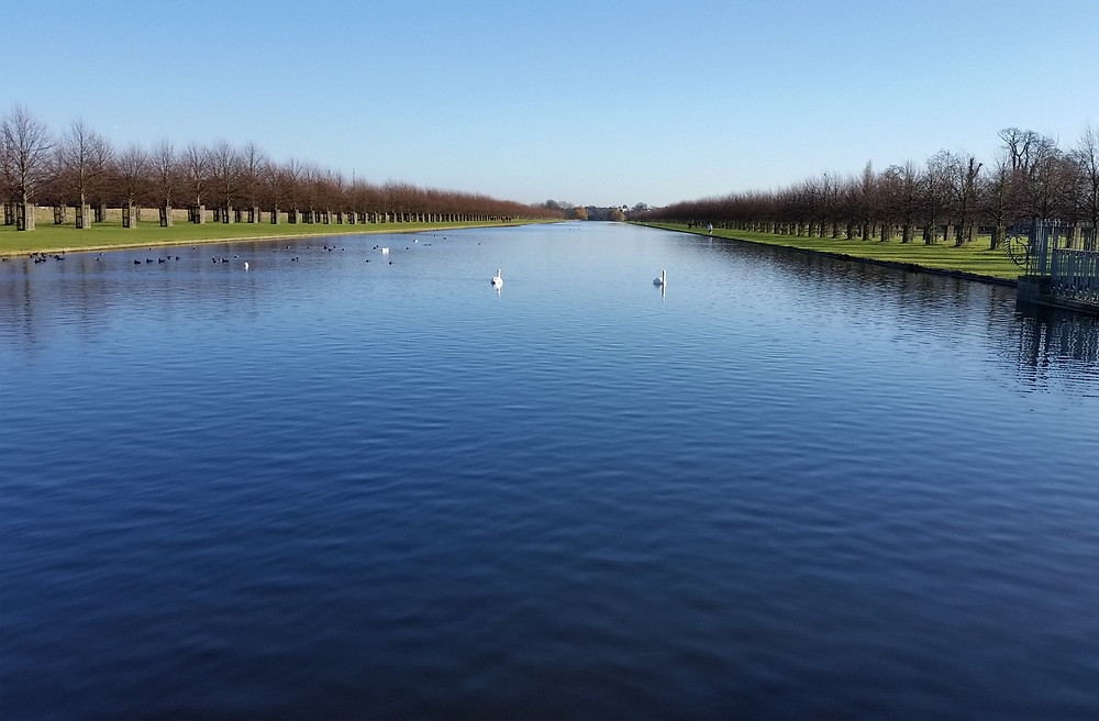 Hampton  Court Palace - Outdoors