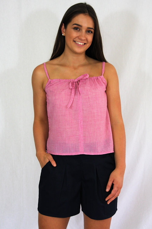 Melissa Singlet - Pink