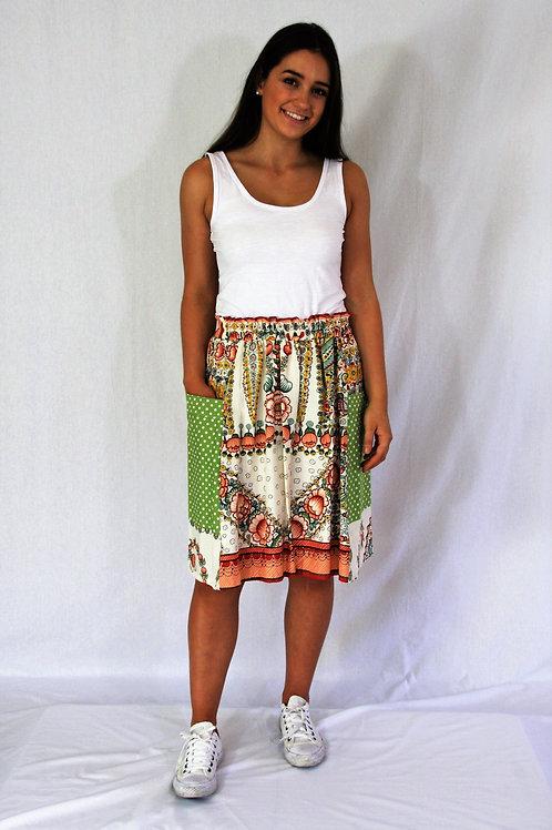 Maya Skirt - Retro