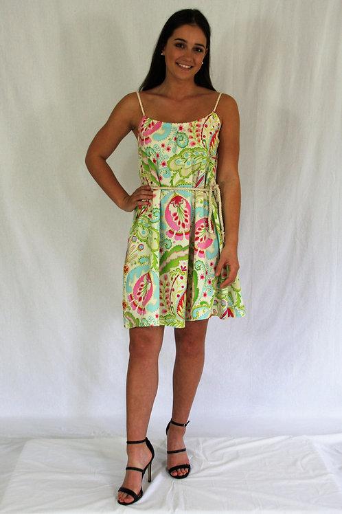 The Tara Dress - Flora