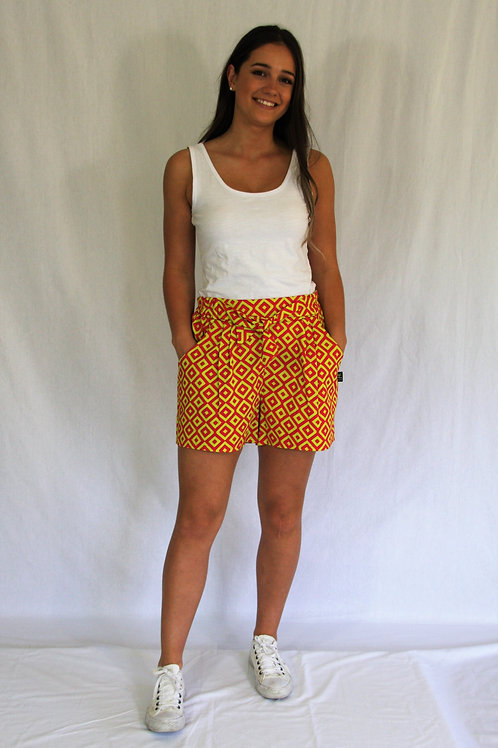 Dana Shorts - Squared
