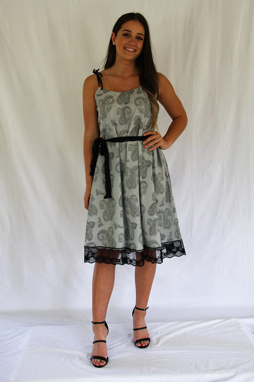 The Tara Dress - Paisley