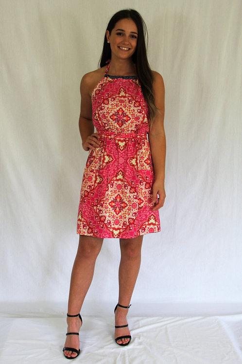 Sommer Dress - Rose