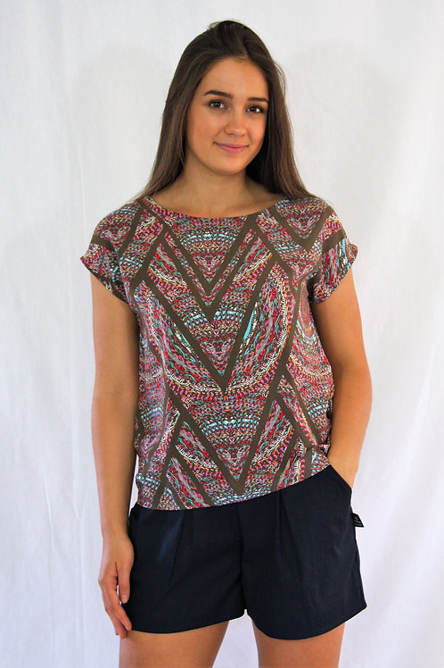 The Lucy Tee - Multi