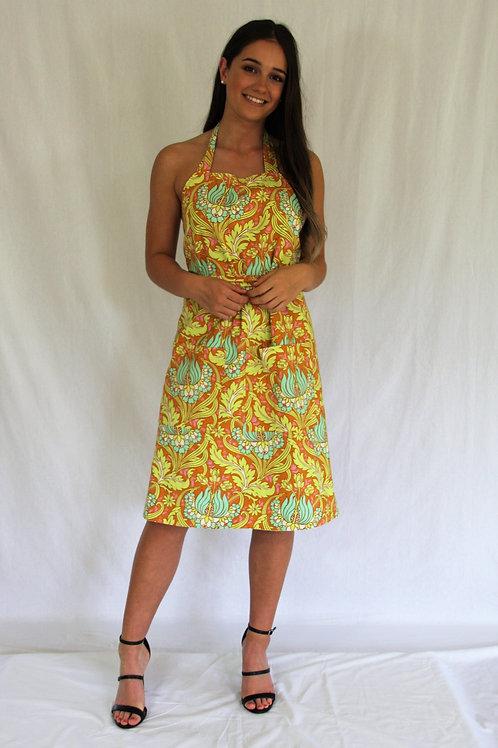 Sommer Dress - Cinnamon
