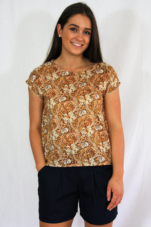 The Lucy Tee - Autumn