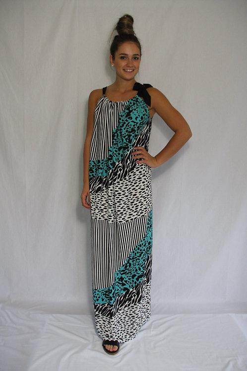 Stephanie Dress - Spots & Stripes