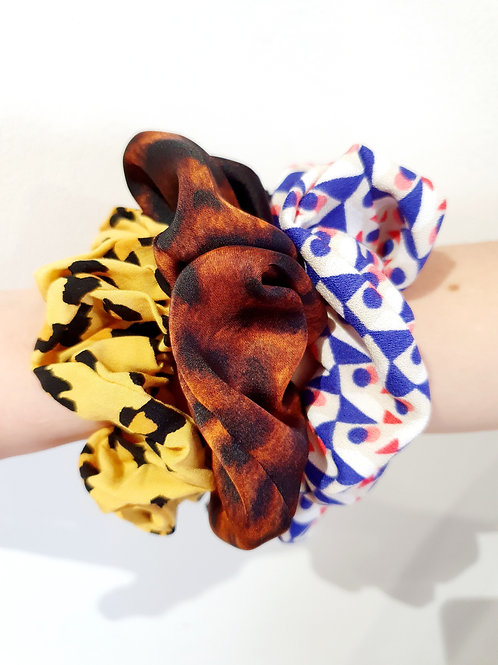 Medium Scrunchies - animal