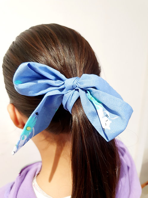Ponytail  Bows - Cats
