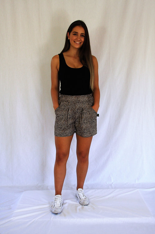 Dana Shorts - Pixels