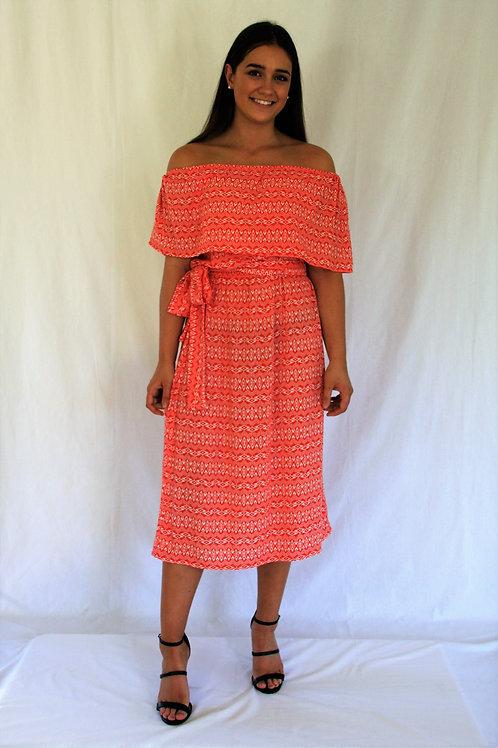 Celeste Dress - Aztec
