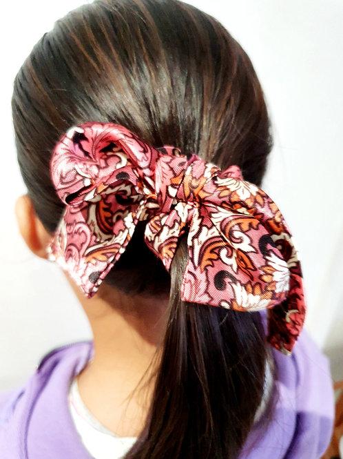 Ponytail Bows- pink