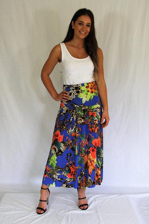 Maxi Silvia Skirt - Tropics