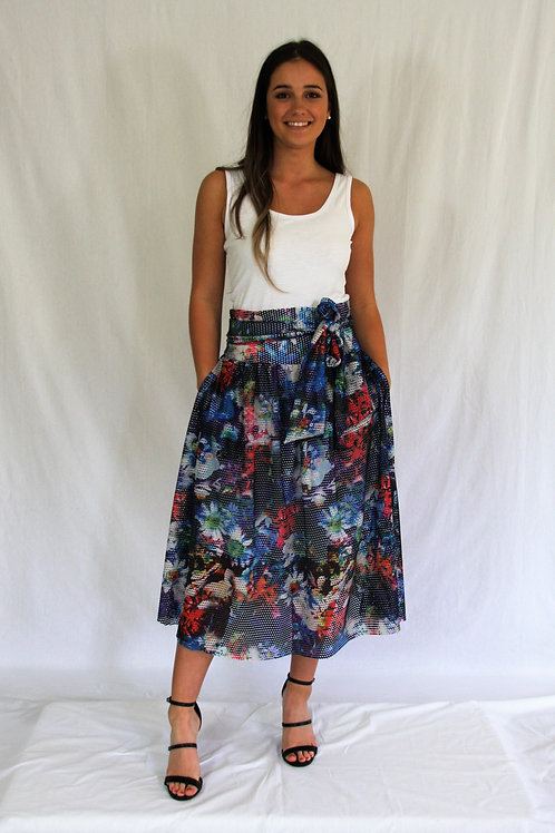 Bianca Skirt - Flowers