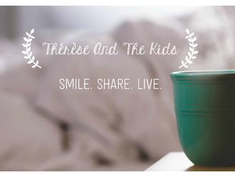 Une maman super blogueuse qui fait du bien... Thérèse and the Kids