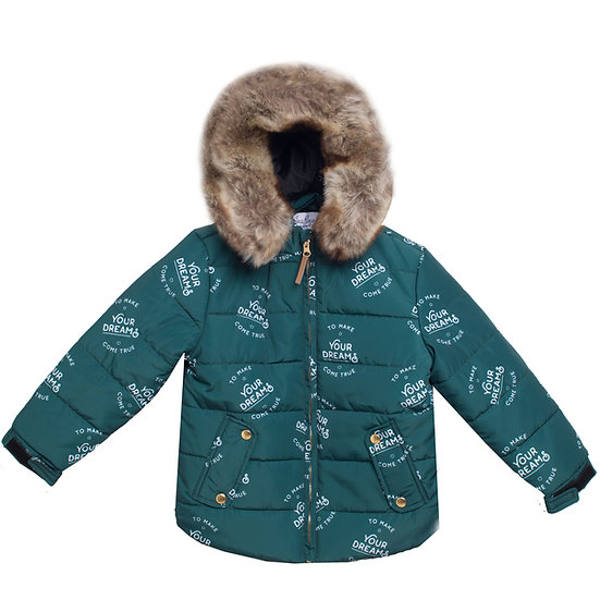 YOUR DREAMS PADDED COAT