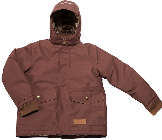ADULT NATHAN MONSTER BROWN COAT
