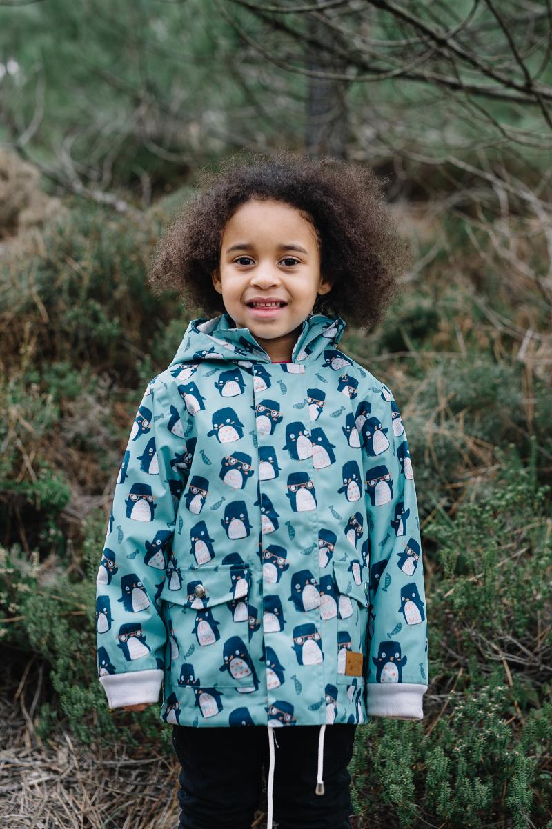 LITTLE CARINA PINGOUINS